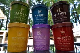Tea-riffice Ice Cream