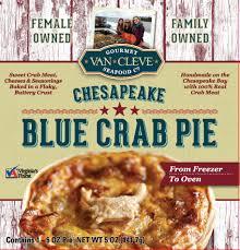 Van Cleve Seafood Pie II