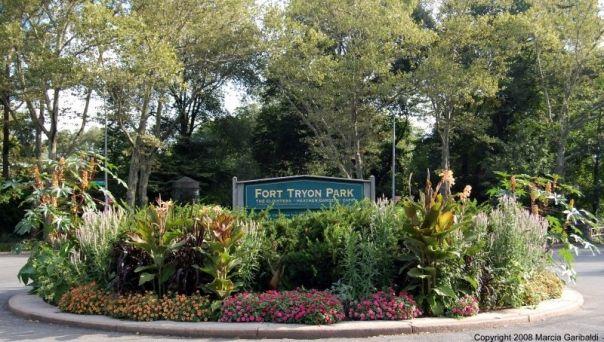 Fort Tryon Park I