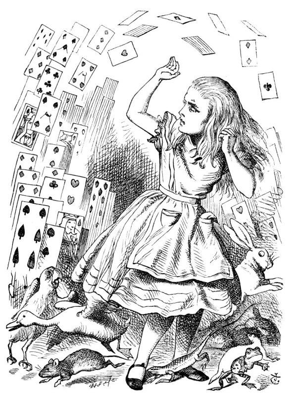 Alice in Wonderland II