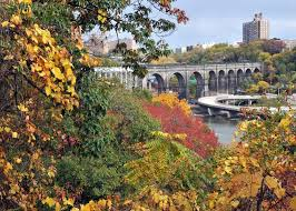 The High Bridge in High Bridge Park