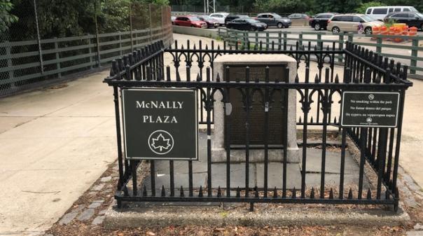 McNally Plaza Park