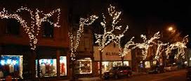 Rhinebeck at Christmas