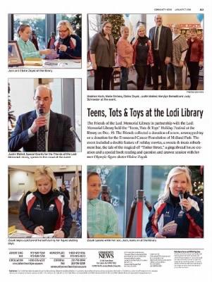 Teens, Tots & Toys Elaine Zayak