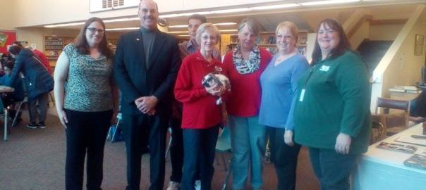 The Friends of the Lodi Memorial Library