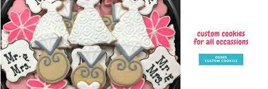 Jersey Girl Cookies