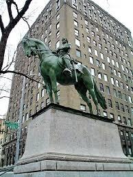 Franz Sigel Statue