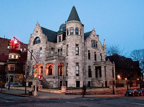 Harlem Baily House