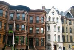 Sugar Hill neighborhood in Harlem