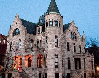 The Bailey Mansion in Harlem