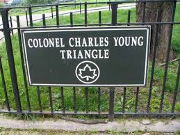 Colonial Charles Young Triangle