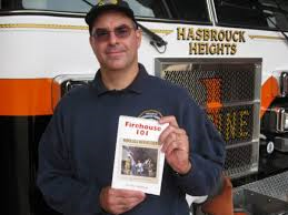 Author and Fire Fighter Justin Watral