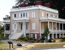 The Hamilton Grange, home of Alexander Hamilton