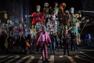 The Halloween Parade 2016