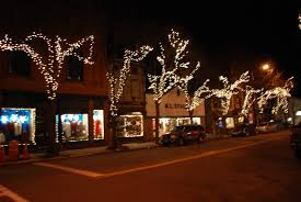 Rhinebeck at Christmas