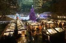 Bryant Park Christmas