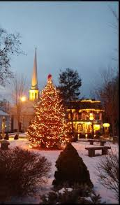 Christmas in Woodstock,NY