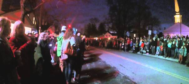 Woodstock Christmas Eve Parade