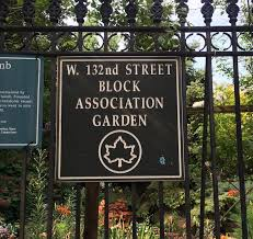 132nd Street Community Garden