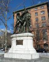 Lafayette and Washington