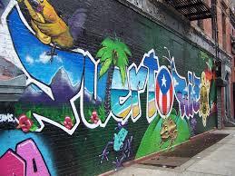 Street Art in East Harlem