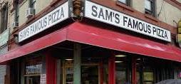 Sam's Famour Pizza