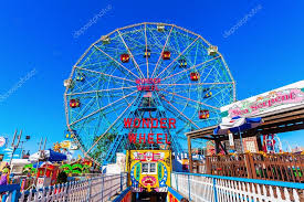 Deno's Wonder Wheel