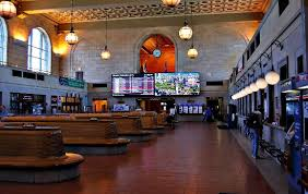 New Haven Train Station