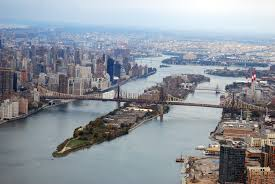 Roosevelt Island is an amazing place to explore