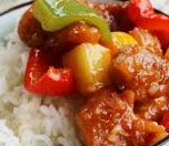 Sweet and sour Pork II