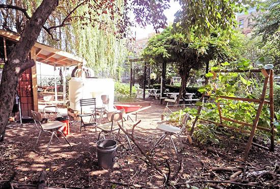 Urban Assembly Garden