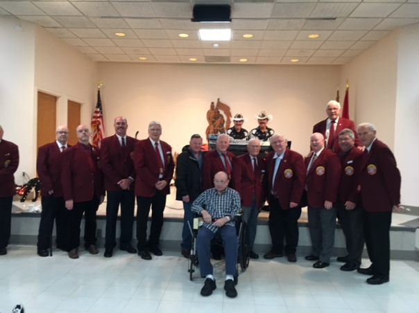 Bergen County Firemen's Home Association October 29, 2017