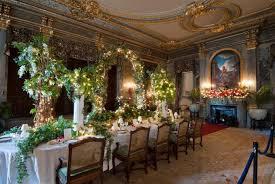 Mills Mansion Dining Room