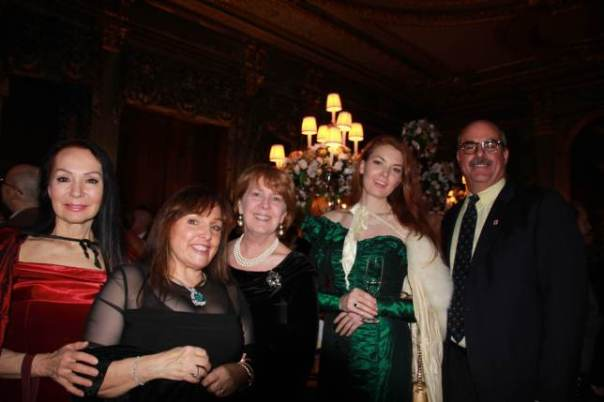 Mills Mansion Holiday Party