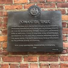 Pomander Walk III