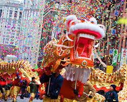 Chinatown Parade