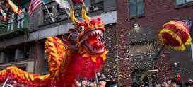 Chinese New Year Parade 2020