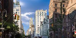 Madison Avenue Shopping District