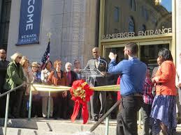 Newark Museum Opening