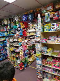 stationary and toy world