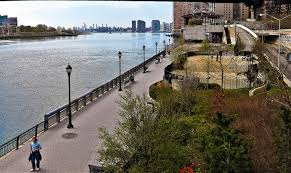 The East River Walkway