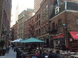 Historic Stone Street