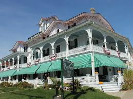 Chalfonte Hotel in Cape May, NJ
