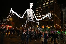 The Halloween Parade 2018