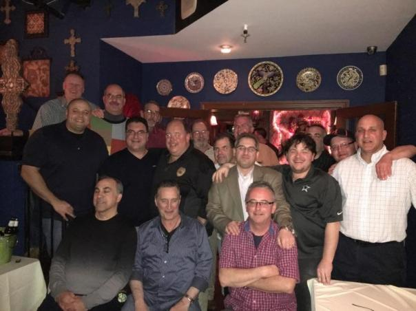 Men's Association Dinner 2016