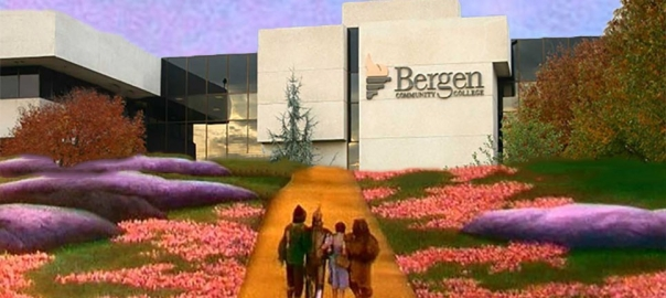Follow the Yellow Brick Road back to Bergen Community College