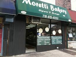 Moretti's Bakery Staten Island