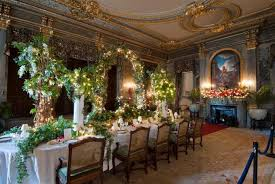 Mills Mansion Dining Room