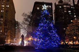 Christmas in Gramercy Park
