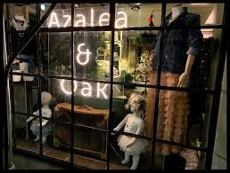Azalea and Oak